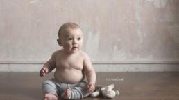 servizio fotografico bambino - otto mesi -Lisa Conti